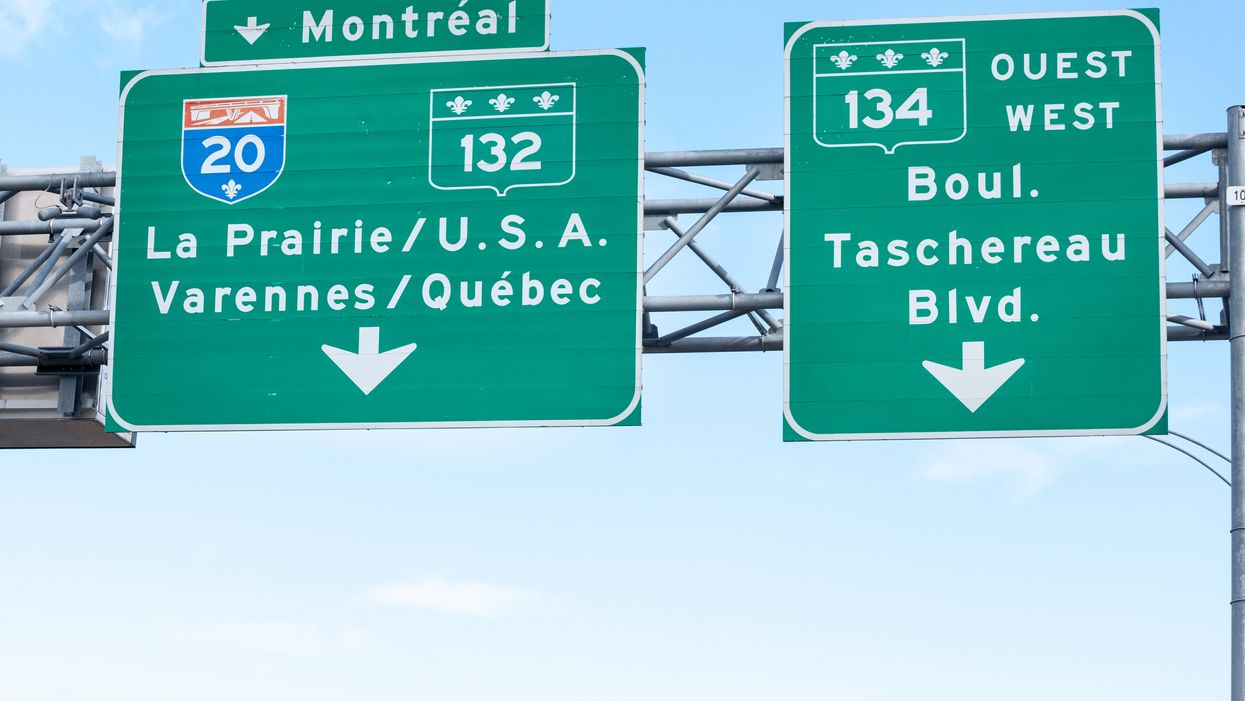 The Canada-US Land Border Closure Has Been Extended... Again