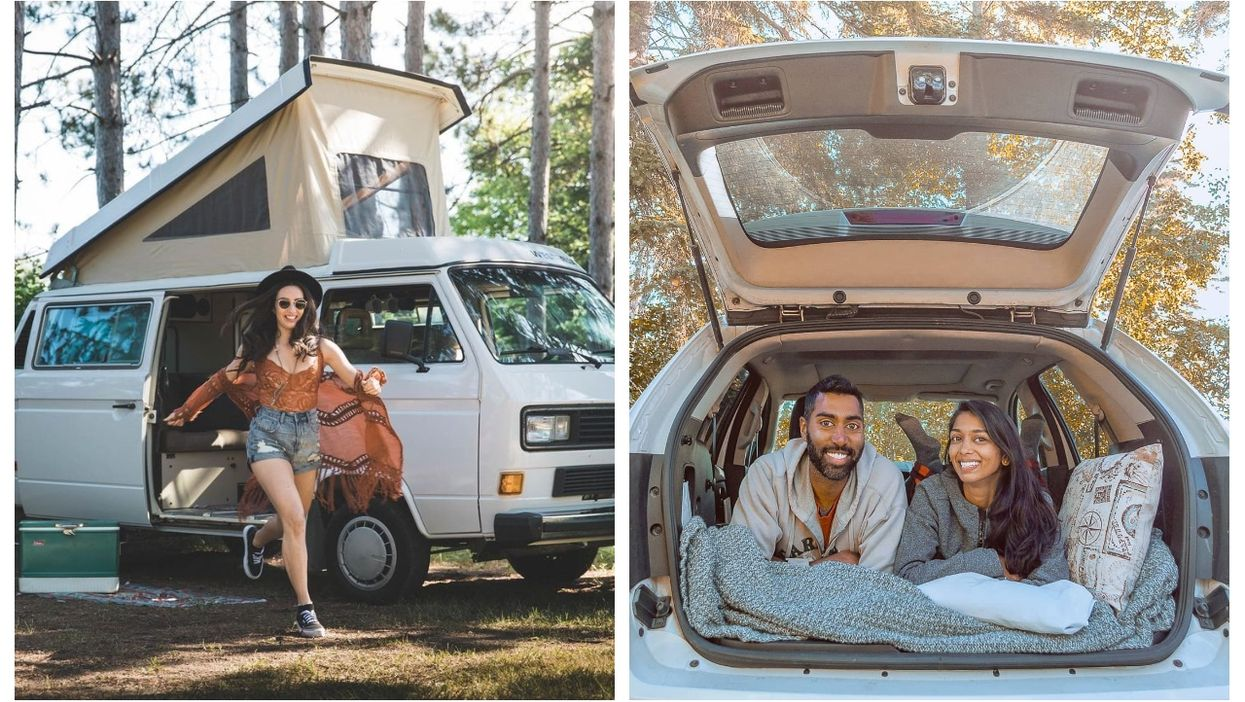 7 RVs & Camper Vans You Can Rent For The Ultimate Montreal Road Trip