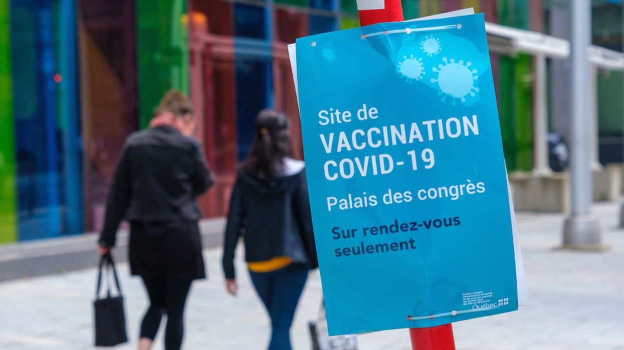 Quebec Will Soon Be Giving Out QR Code Proof Of Vaccination — Here's What You Need To Know