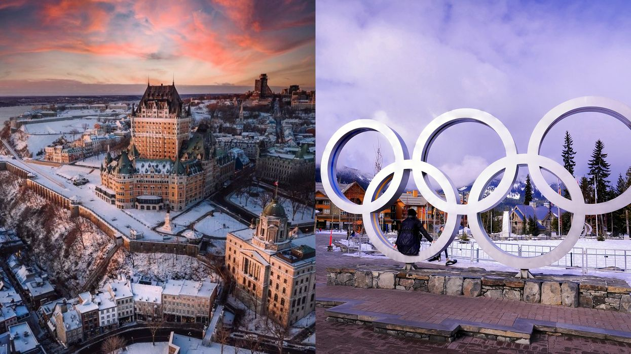 There's A Growing Movement For Quebec City To Host The 2030 Winter Olympics