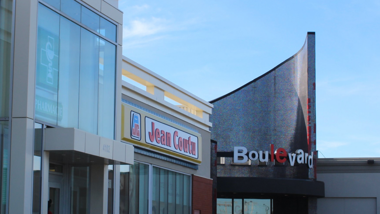 Le Boulevard Shopping Centre In Saint-Leonard Is Closing Its Doors After 68 Years