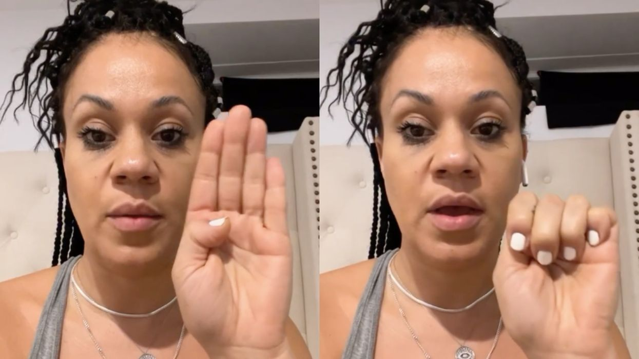 A Montrealer Shared A Hand Signal For People Experiencing Domestic Violence (VIDEO)