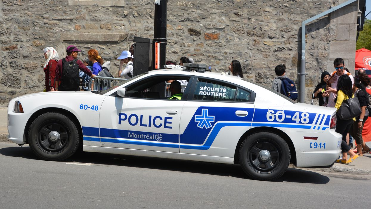 The SPVM Is Investigating A Photo Appearing To Show An Officer Raising The Middle Finger