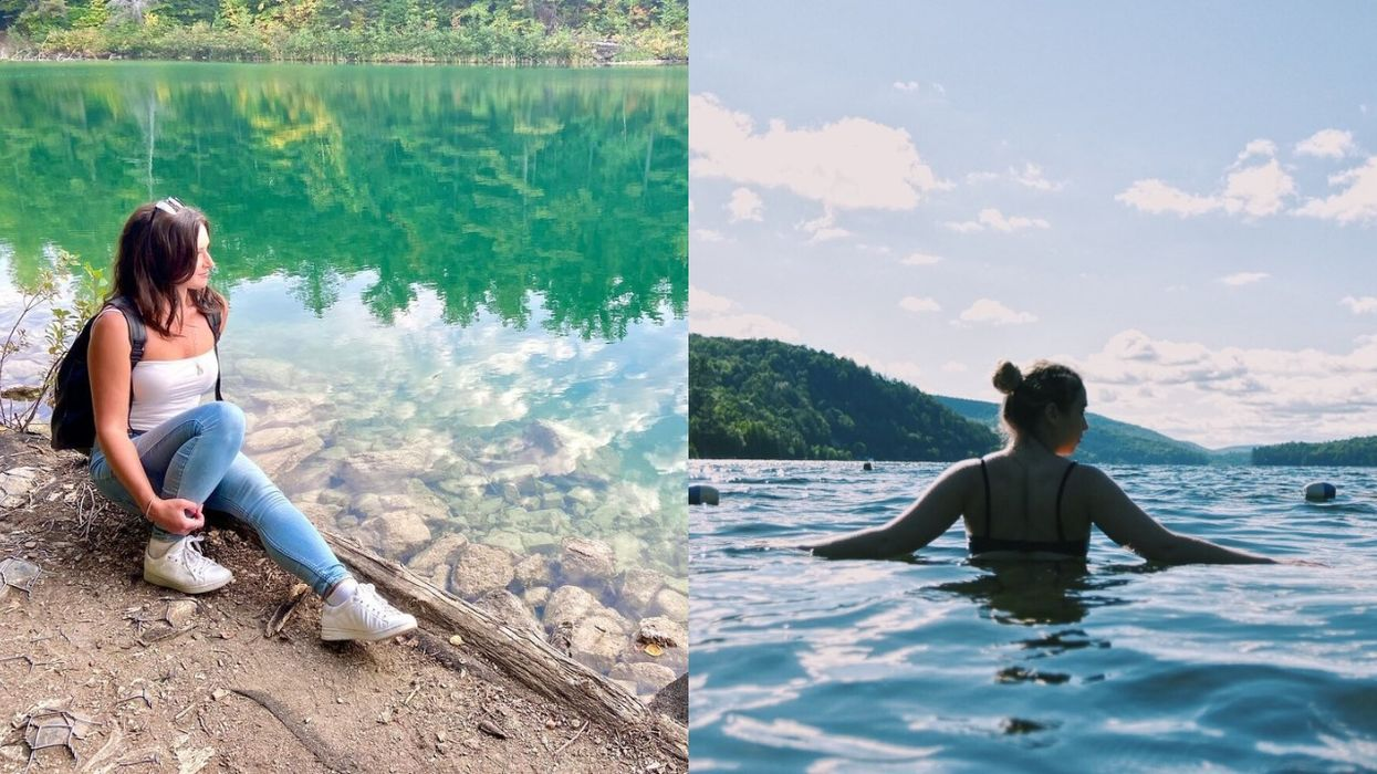 6 Lakes In Quebec With Waters So Colourful You'll Think You're In The Caribbean