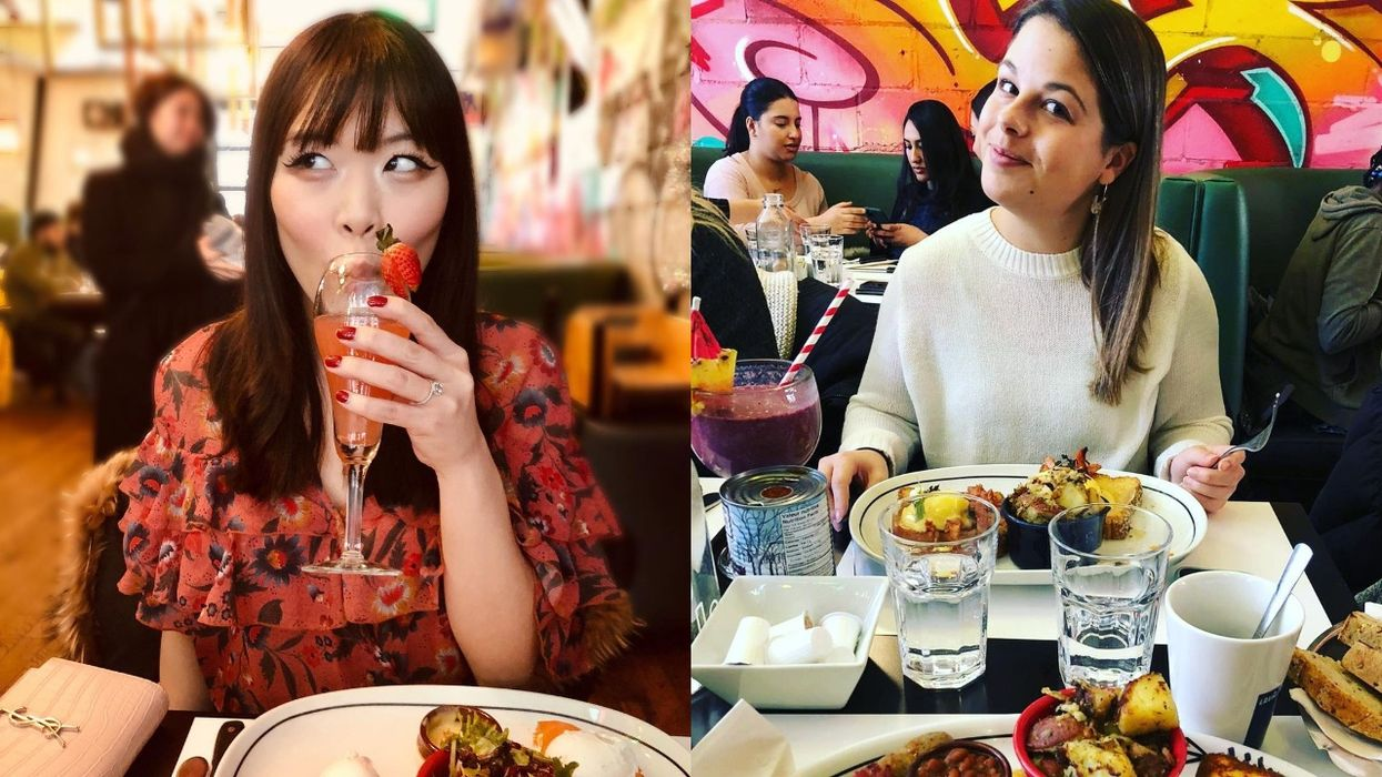 8 Spots In Montreal That We Desperately Want To Sit And Eat Brunch At Again