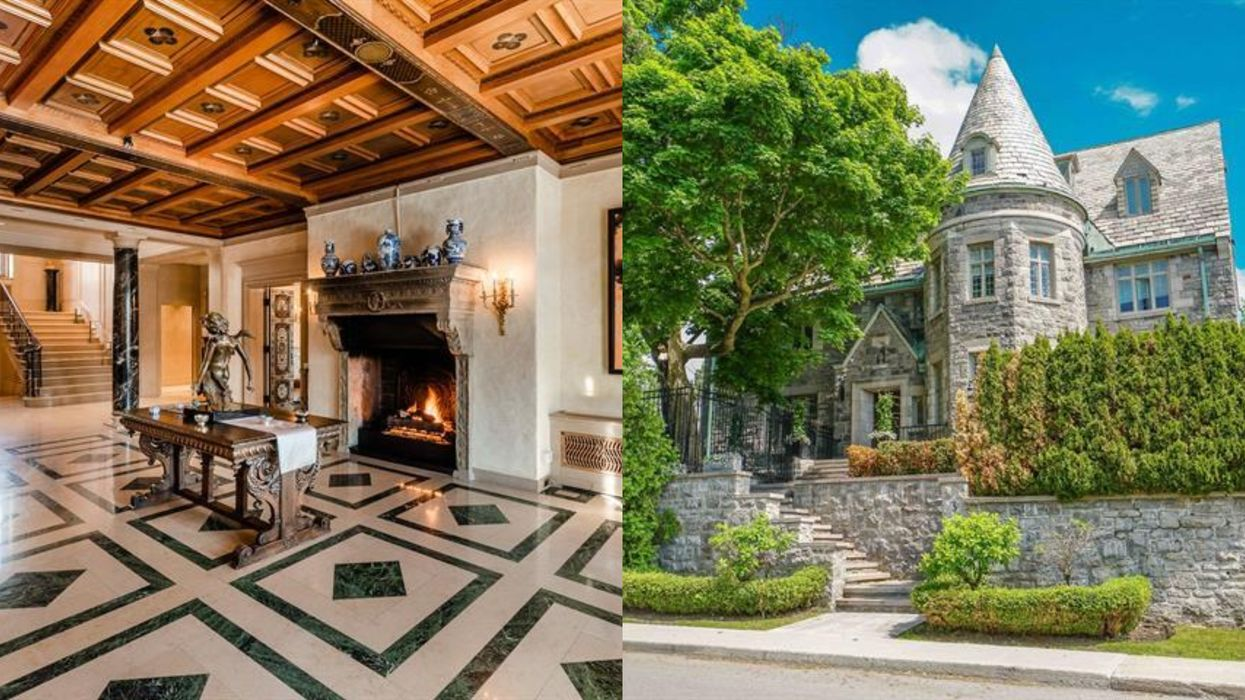 These Are The 3 Most Expensive Homes For Sale In Montreal Right Now (PHOTOS)