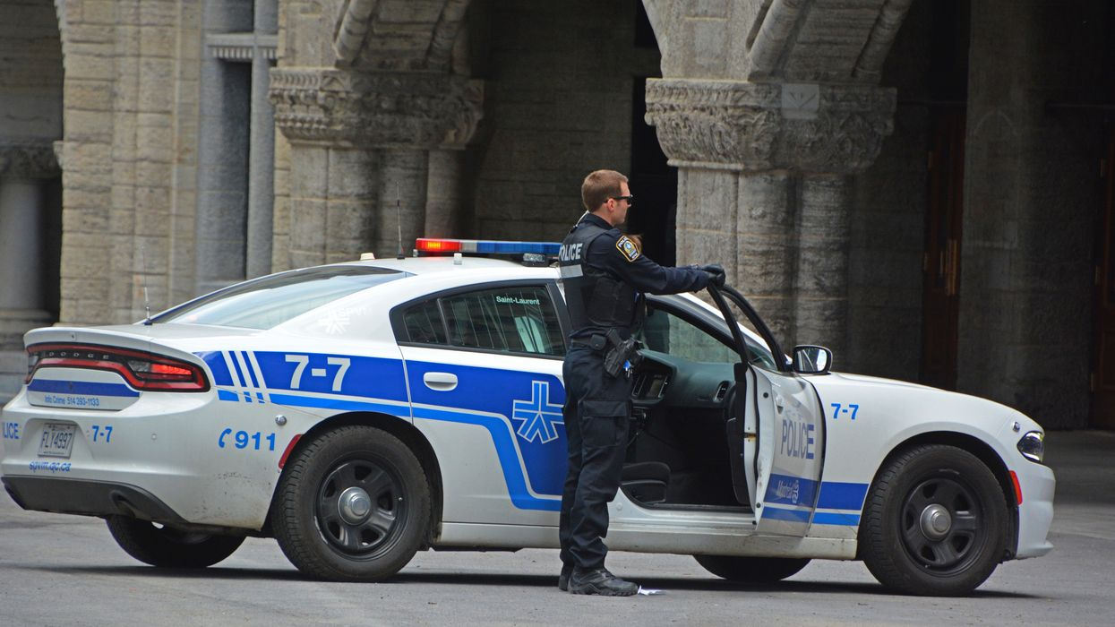 A 23-Year-Old Montreal Man Was Arrested This Morning After Allegedly Stabbing His Mother