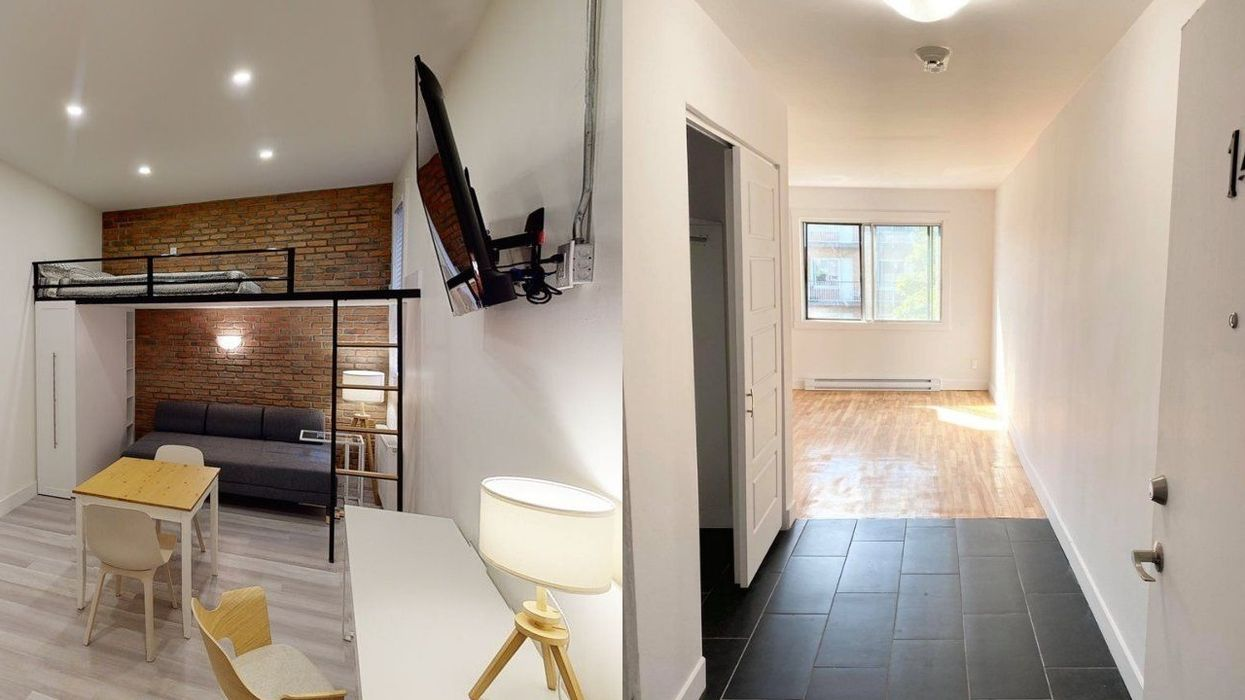 What $1,000/Month Apartments For Rent In Montreal Look Like In 6 Neighbourhoods (PHOTOS)