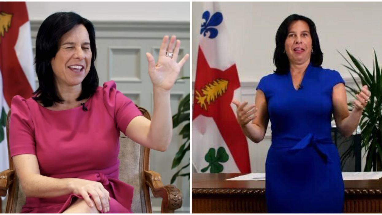 Mayor Plante Shared A Hilarious 2020 Blooper Reel Of Herself & She Even Starts Singing