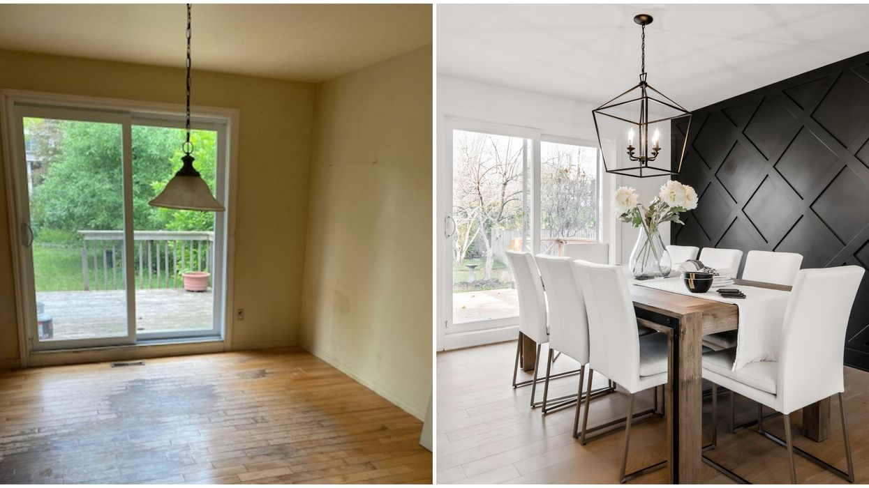 This Montrealer Flips Houses & The Before-And-After Shots Will Blow Your Mind (PHOTOS)