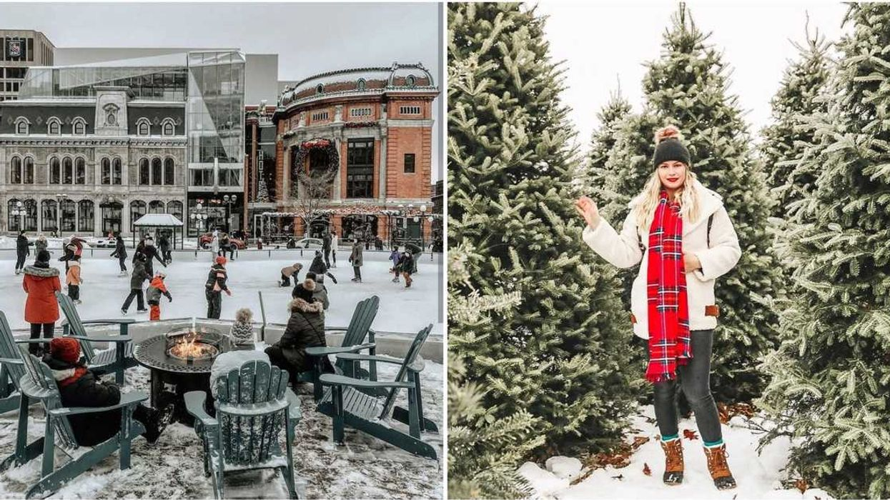 11 Magical Places In Quebec That Look Straight Out Of A Christmas Movie