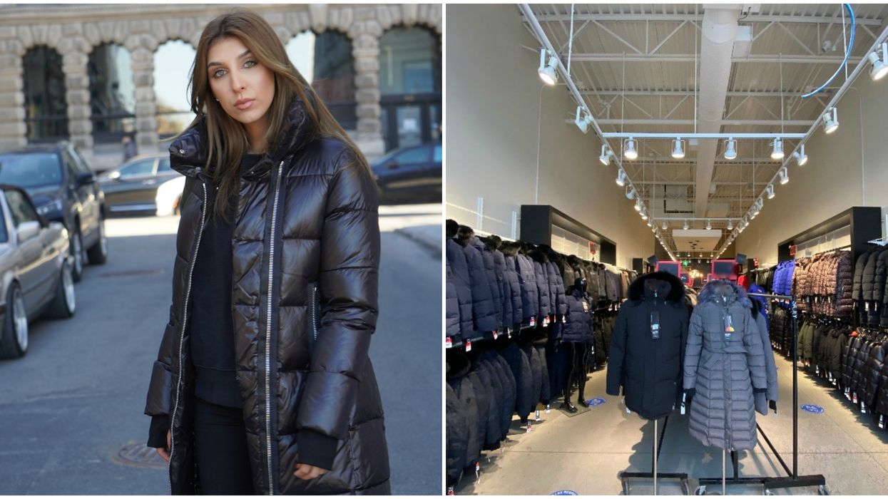 A Mega Annual Designer Winter Coat Sale Is Happening In Montreal This Week With Deals Up To 70% Off