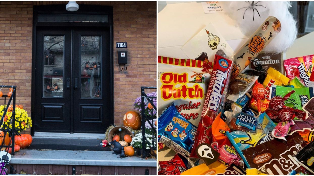 A Montreal Company Delivers Halloween Kits FULL Of Spooky Goodies & You Can Win 2 For Free