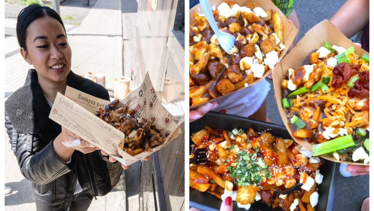 You Can Try 20 Different Poutines & Watch A Circus At This Poutine Fest Coming To Montreal