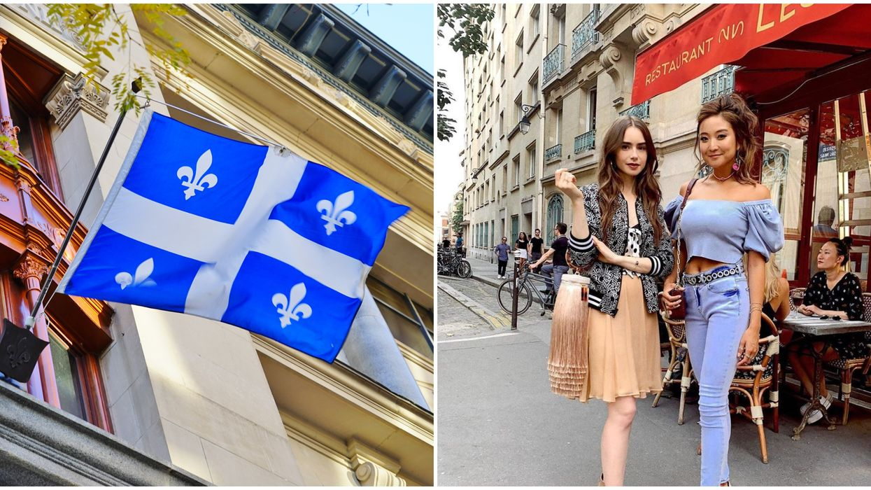 13 Places In Montreal That'll Make You Swear You're (Bootleg) 'Emily In Paris'