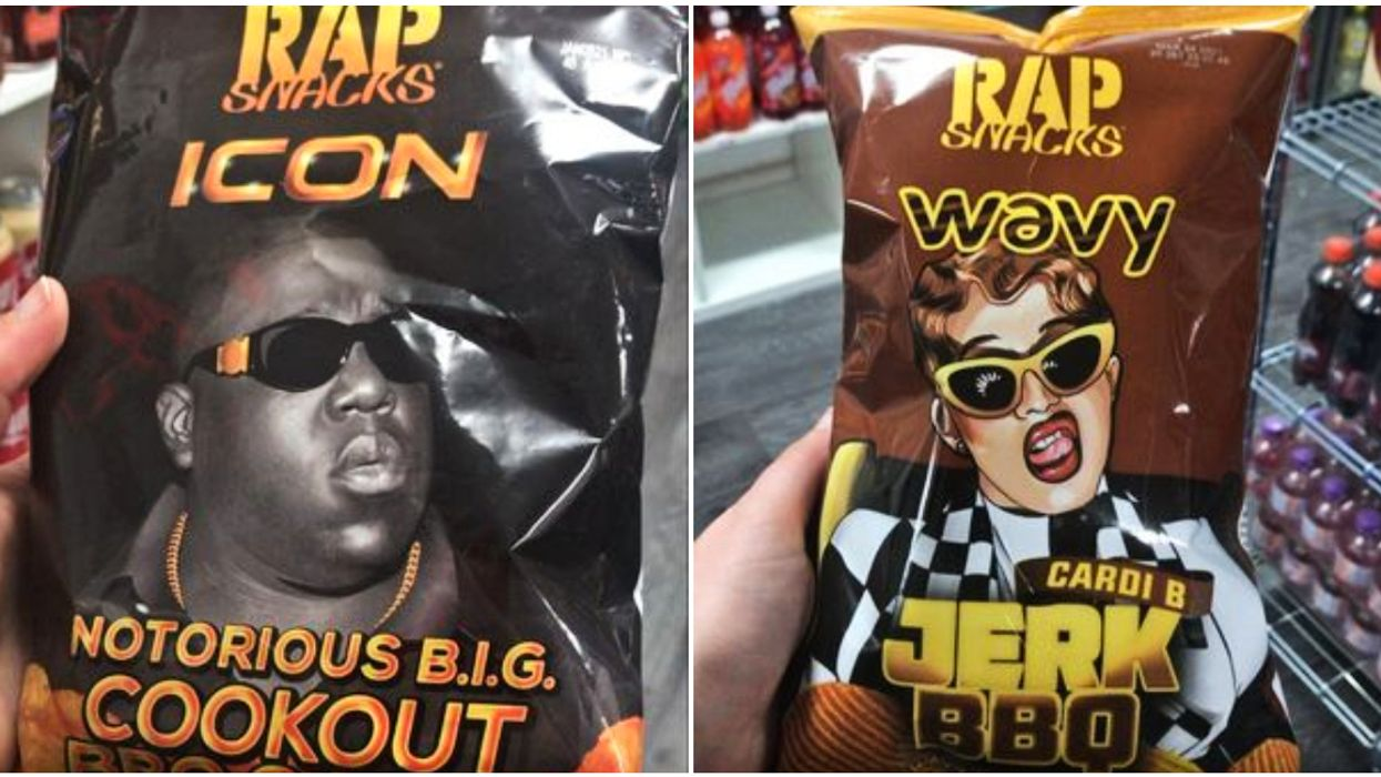 This Montreal Depanneur Sells Chip Bags With Your Favourite Rappers On Them (PHOTOS)