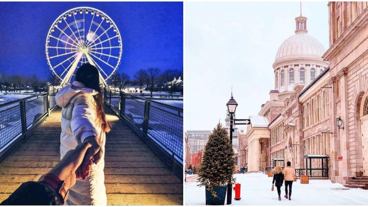 6 Montreal Spots That'll Make You Feel Like You're In London For The Holidays