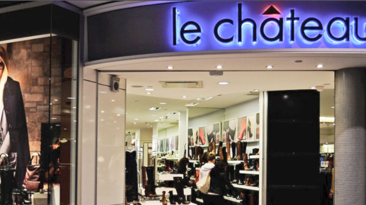 Le Château Is Having A Liquidation Sale With Up To 40% Off The Whole Store