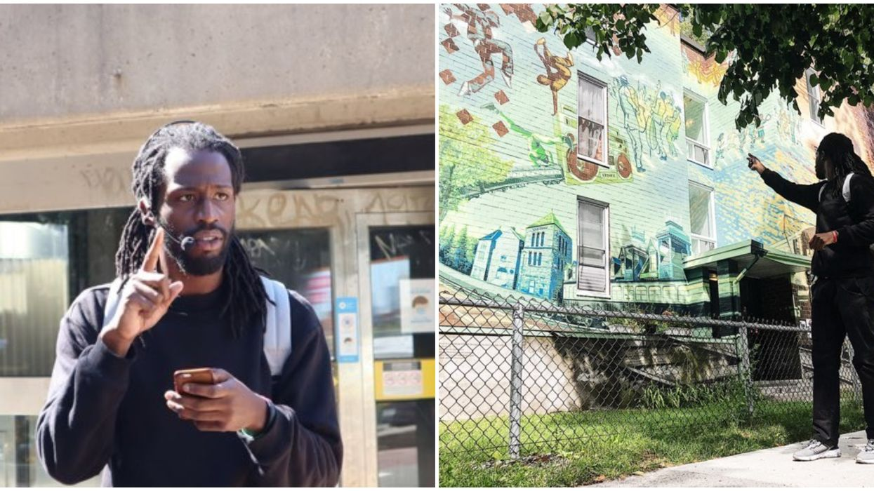 A Montrealer Gives Black History Tours Of The City Because You're Not Taught It In School