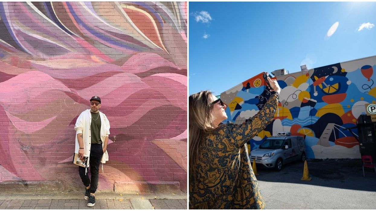 9 Colourful Murals That You Can Trek To For The Most Epic Walk Through Montreal