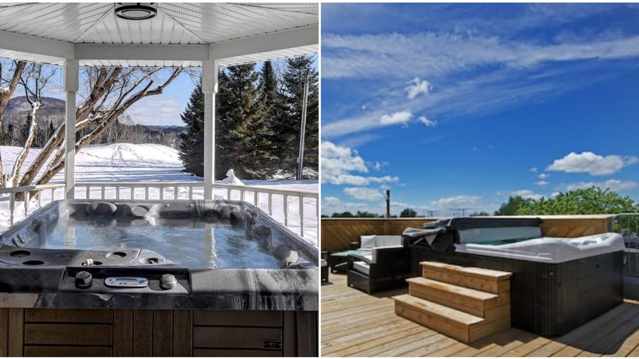 7 Quebec Airbnbs With Views & Hot Tubs Perfect For Staying Warm This Winter