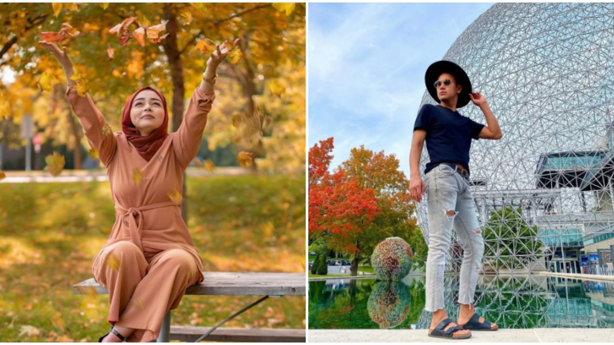 8 Magical Spots In Montreal That Make The Perfect Places For A Fall Photoshoot