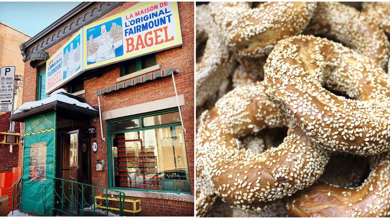 5,616 Fairmount Bagels Were FedExed All The Way To Edmonton & We Totally Get It (PHOTO)