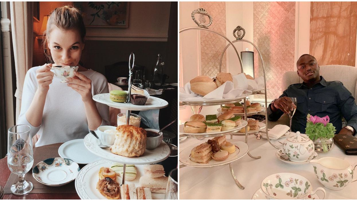 5 Lavish Montreal High Tea Spots For When You Really Just Need To Spill It ALL