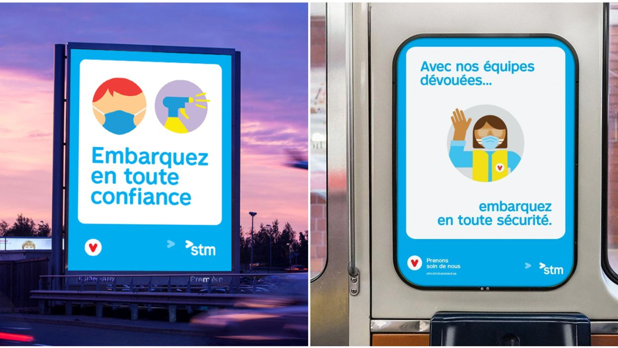 The STM Is Trying To Boost Your Confidence As Everyone Goes Back To School & Work