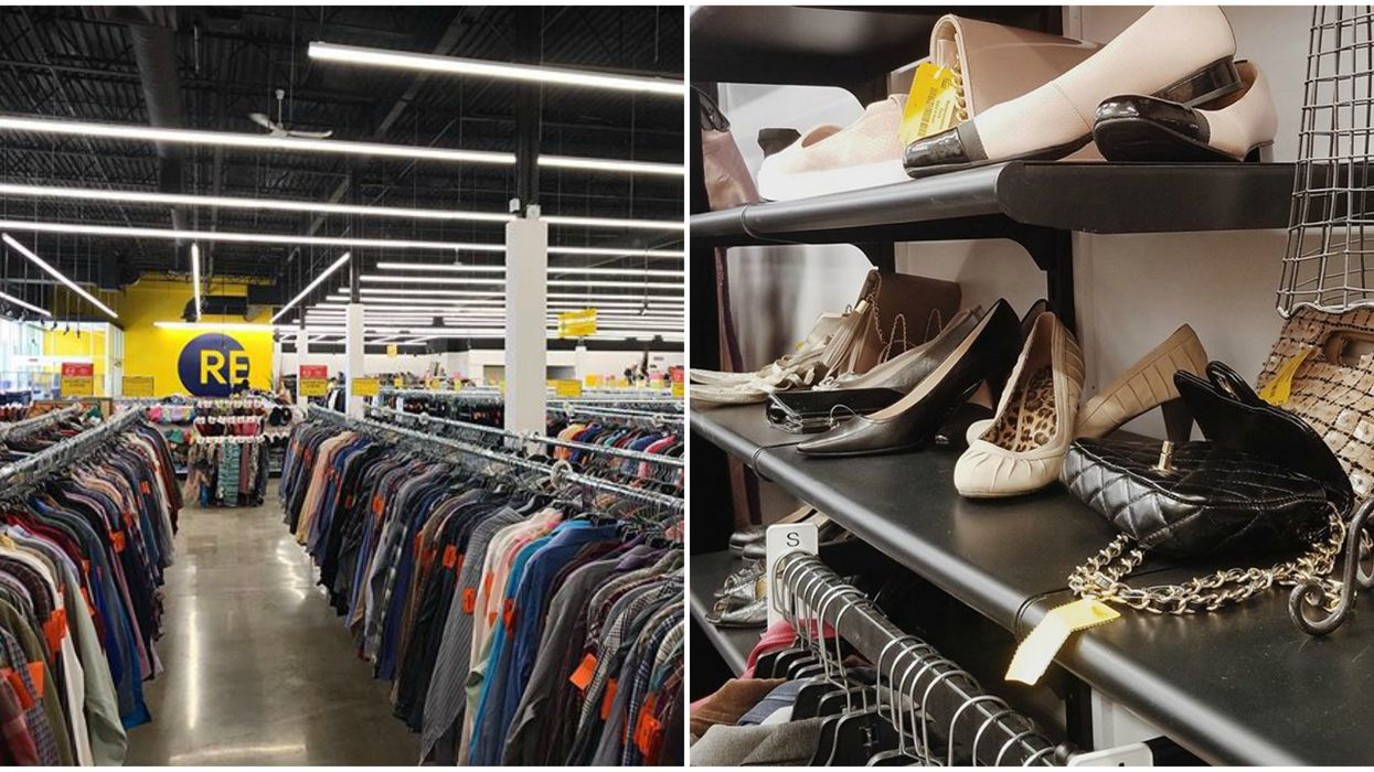 Renaissance Thrift Store Moved To A Massive New Laval Location & The Options Are Endless