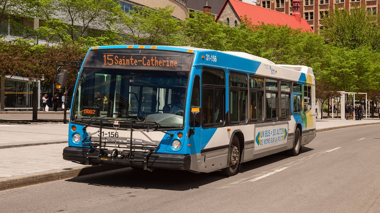 You Can Pay STM Bus Fare With Your Phone Starting In September
