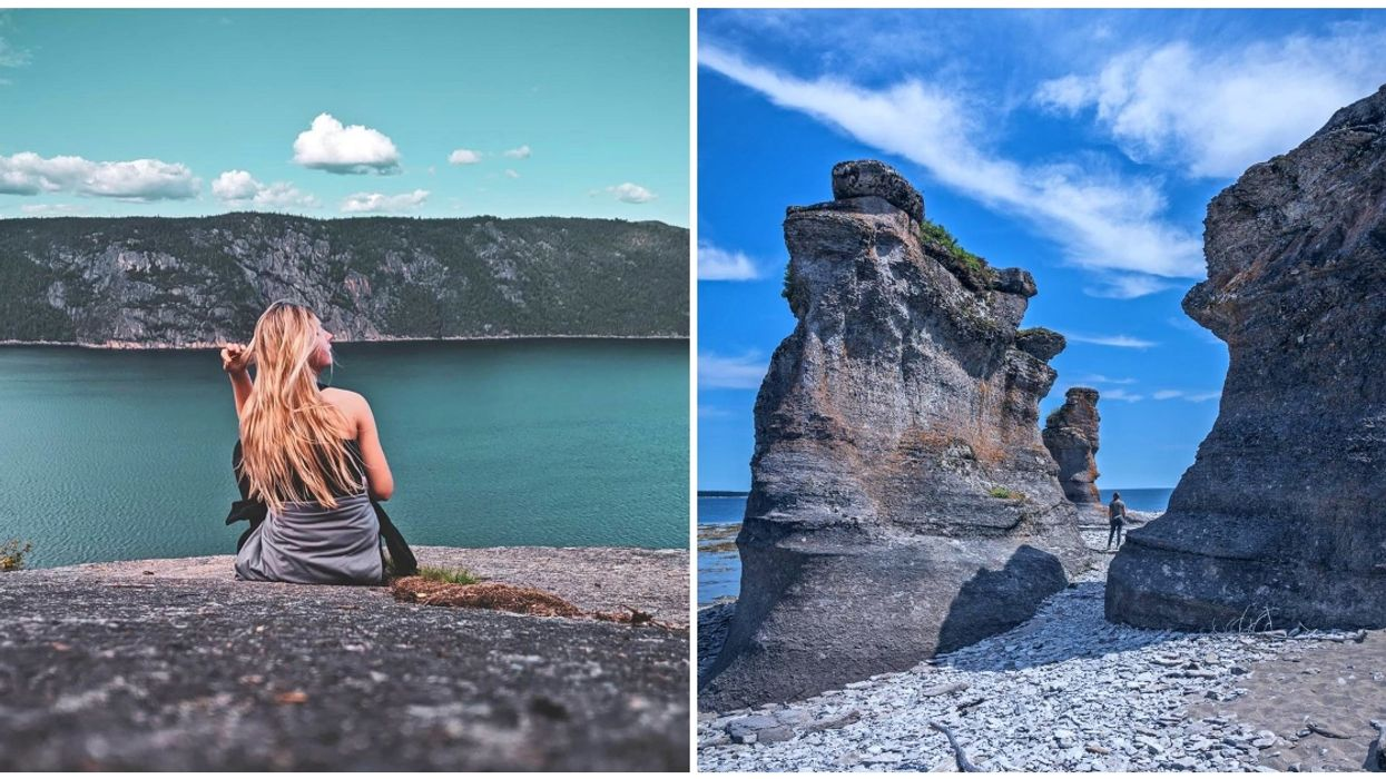 14 Places To See In Quebec That'll Make You Feel Like You're Far Away From Home
