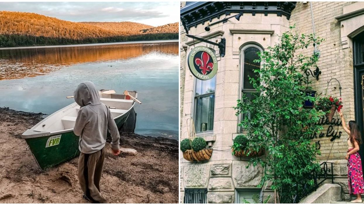 11 Hidden Places In Quebec To Bring A Date This Fall