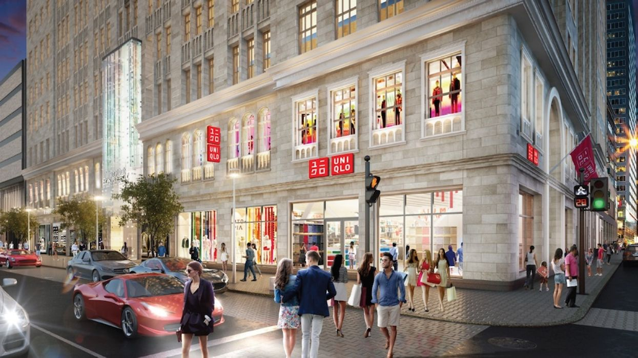 Montreal's First-Ever UNIQLO Location Finally Has An Opening Date