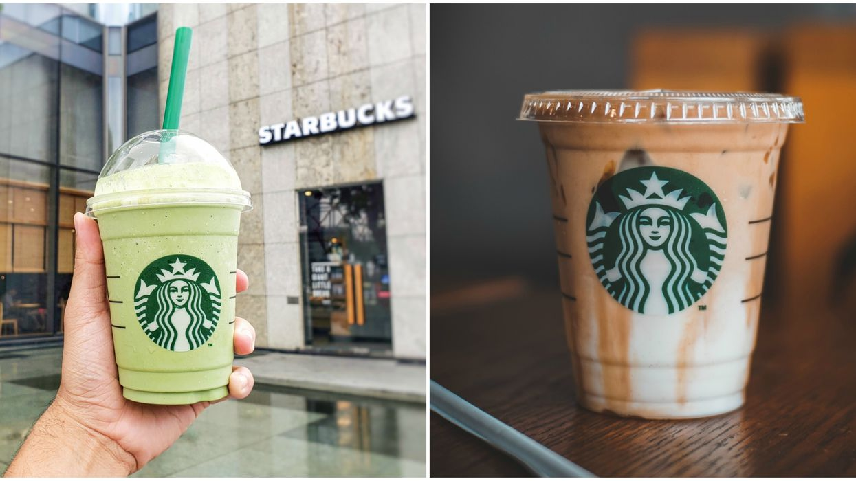 Starbucks Is Testing Delivery In Montreal Starting August 25