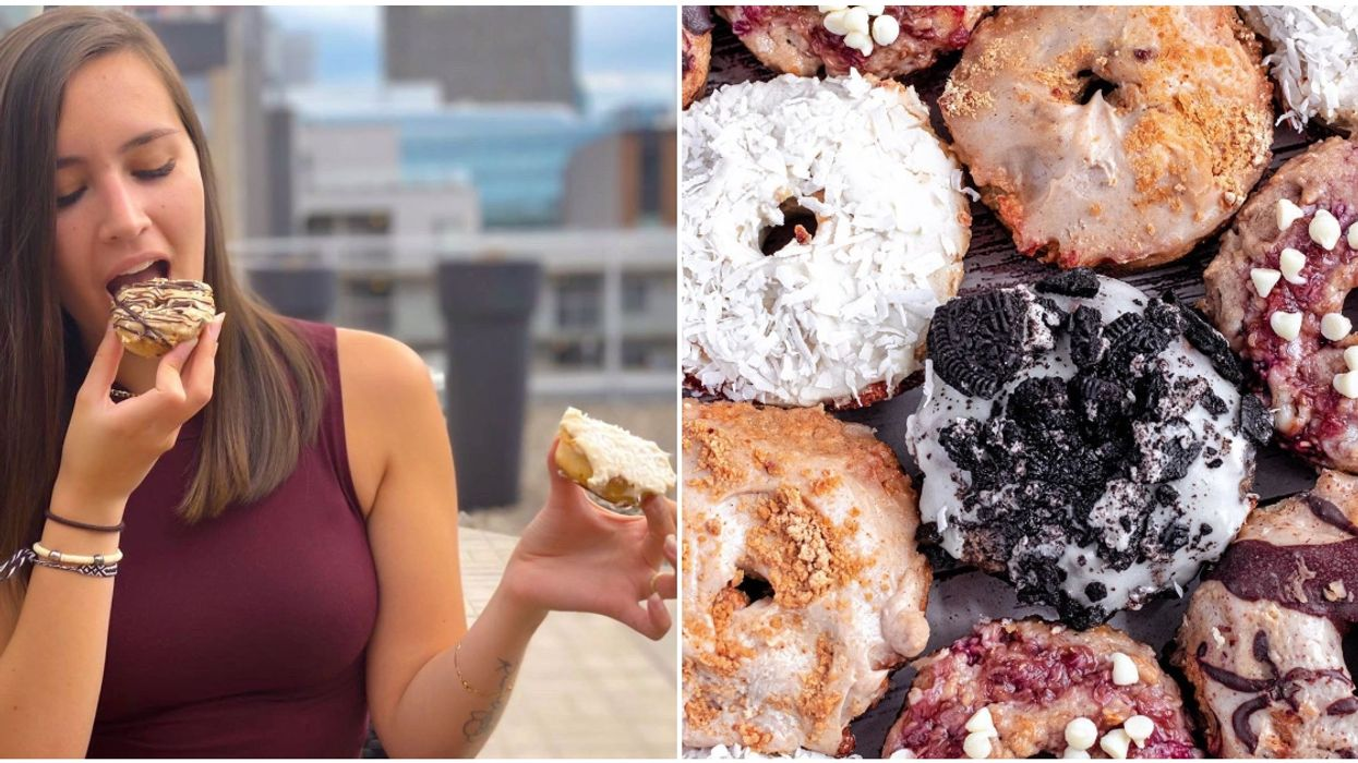 This Montreal Bakery Makes Healthy Treats So You Can Eat As Many As You Want