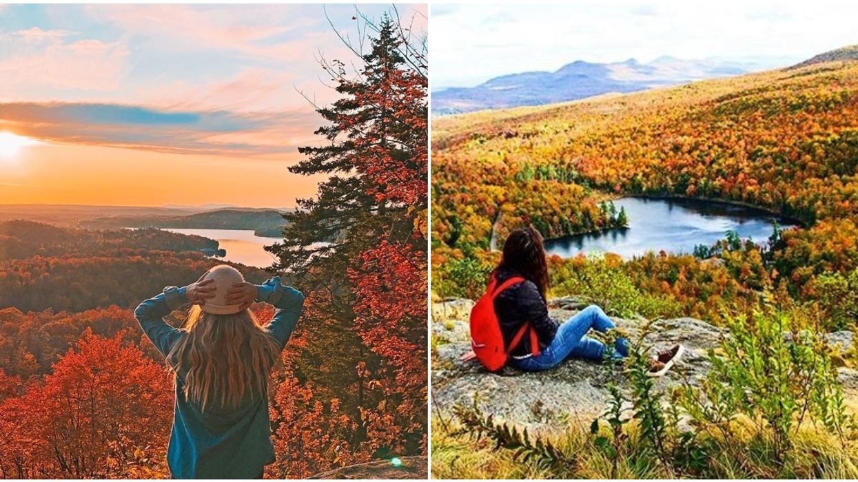 8 Road Trips Around Quebec That Will Give You Spectacular Fall Views