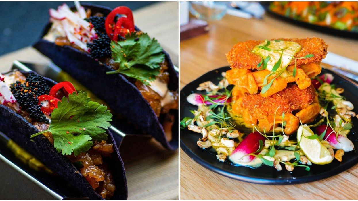 6 Montreal Fusion Restaurants You Need To Try Instead Of Having Plain Spaghetti Again