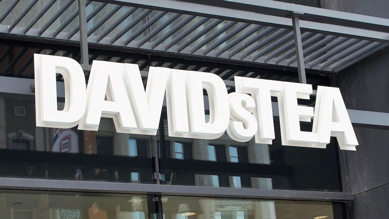 DAVIDsTEA Is Reopening Just 7 Stores In Quebec