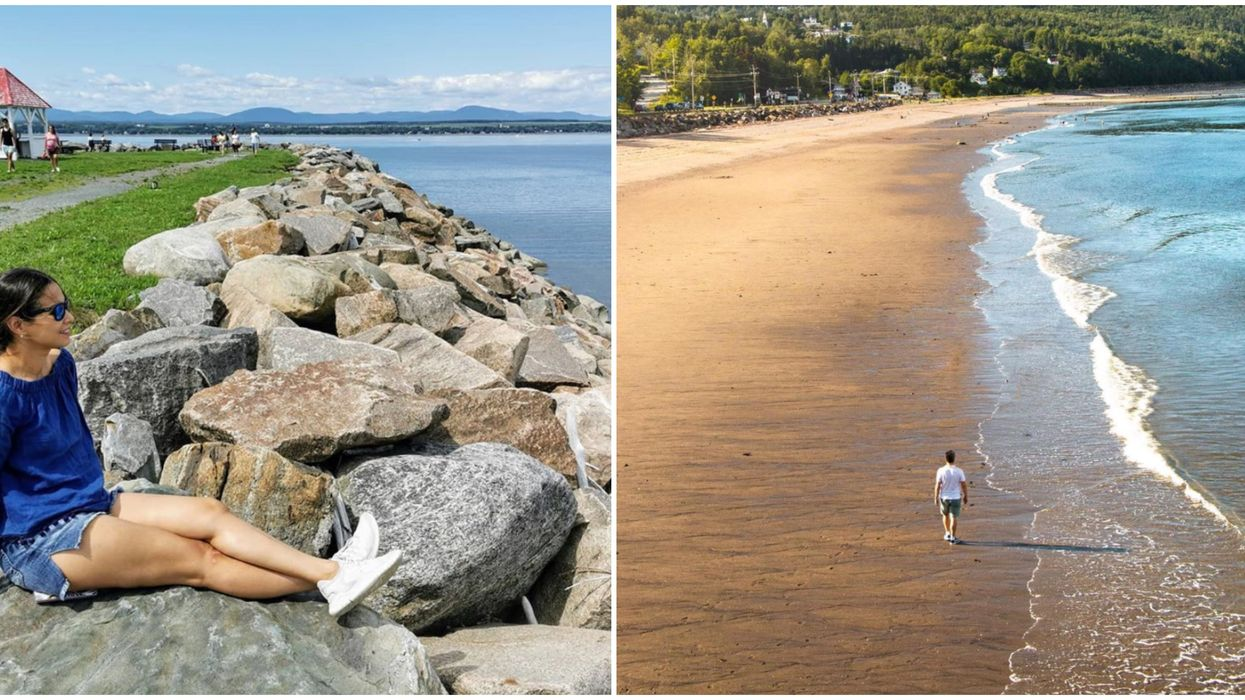 14 Small Towns In Quebec You've Probably Never Heard Of But Need To Explore This Summer
