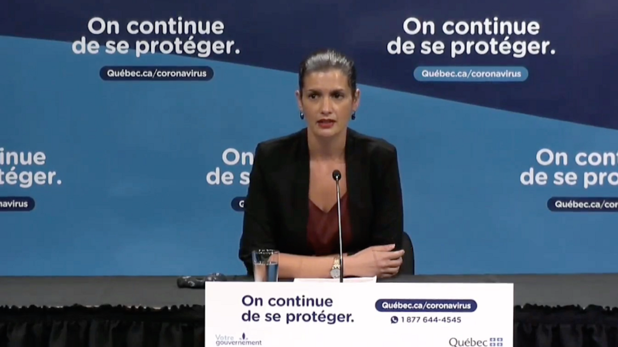 Quebec's Public Health Rules Must Be Followed By Young People, The Government Demands