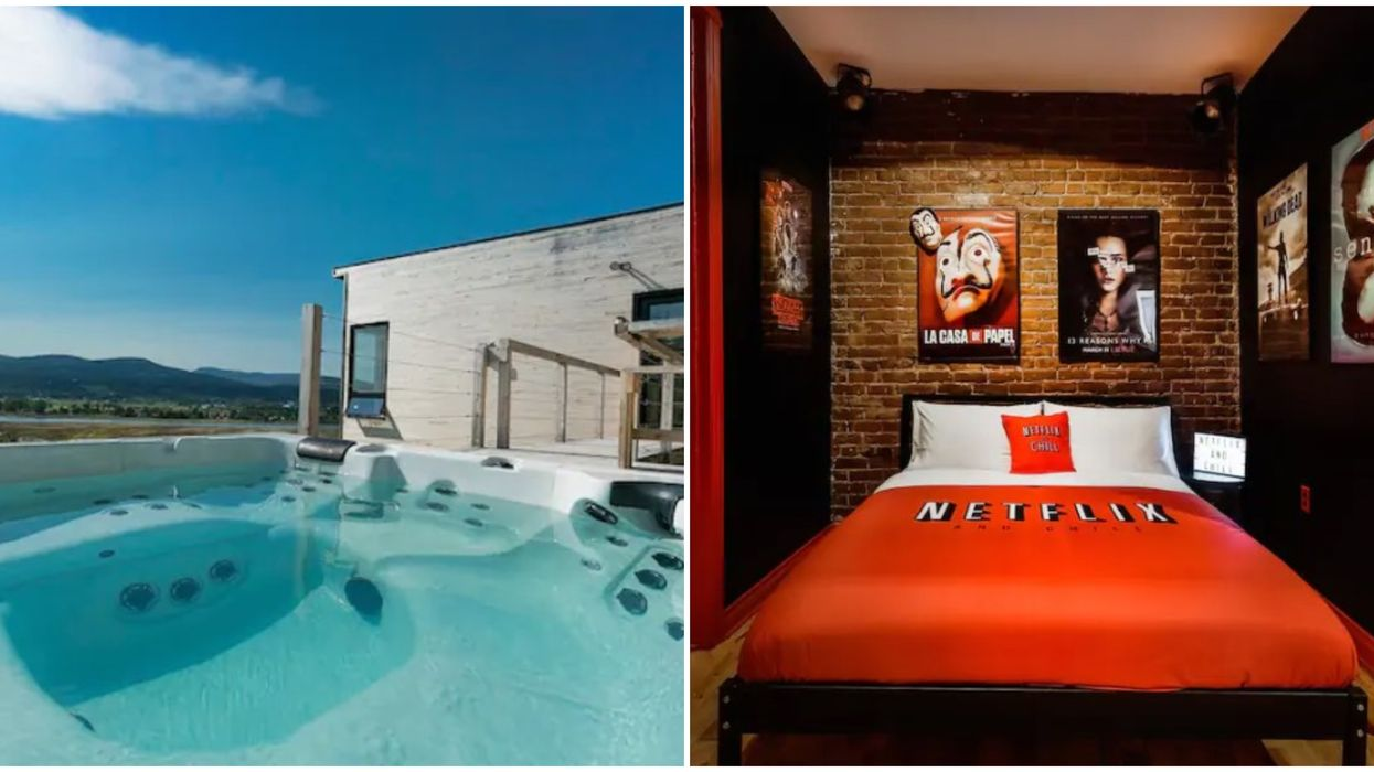 7 Unique Airbnb Rentals In Quebec That Look Ridiculously Fun
