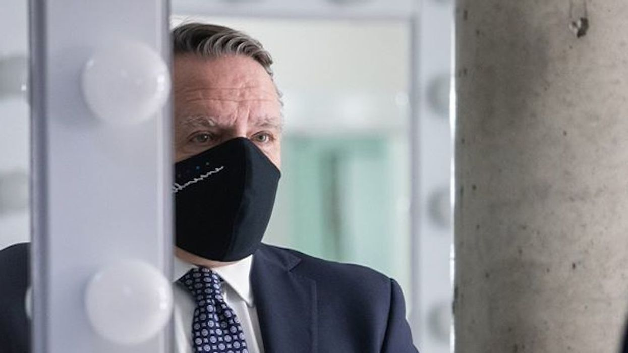 Quebec Is Going To Fine Business Owners Up To $6,000 If Customers Don't Wear Masks