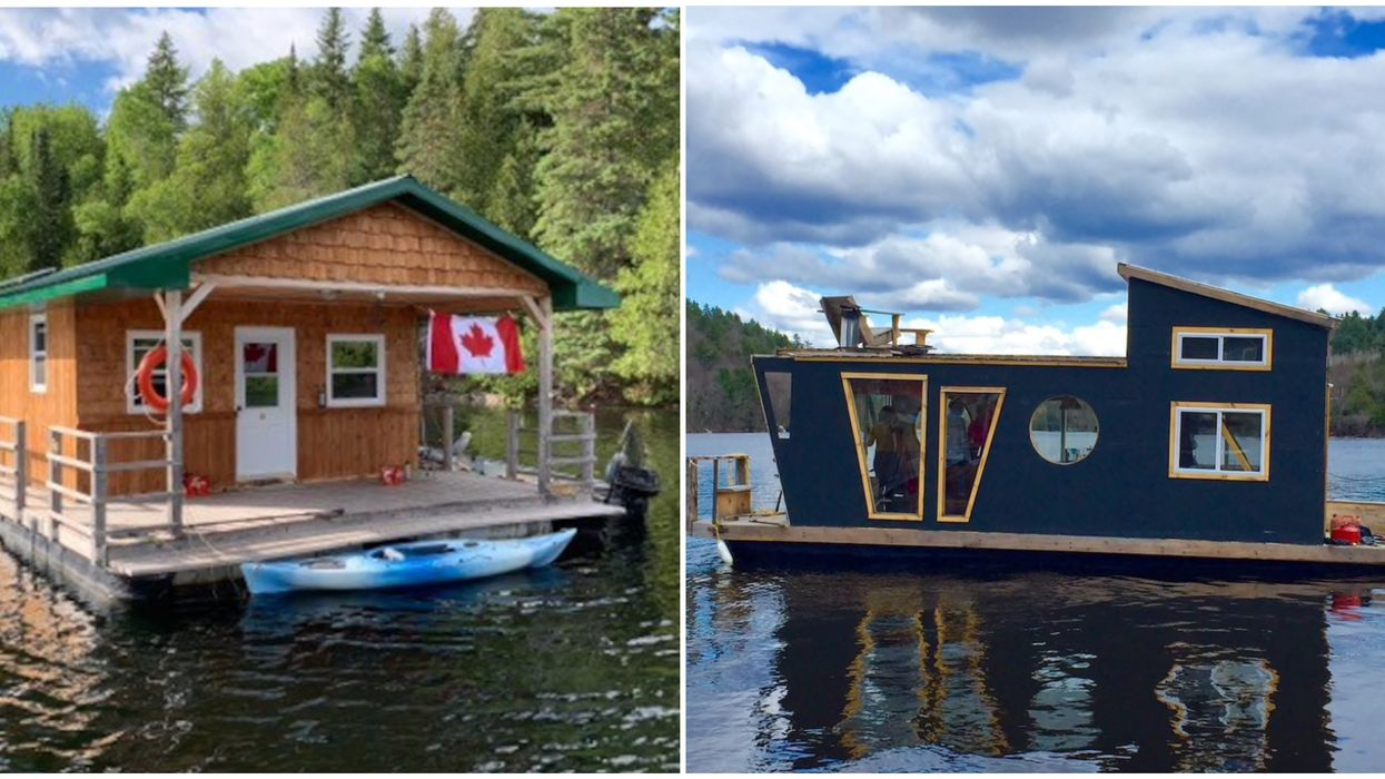 4 Floating Airbnbs In Quebec To Rent With Your Friends This Summer