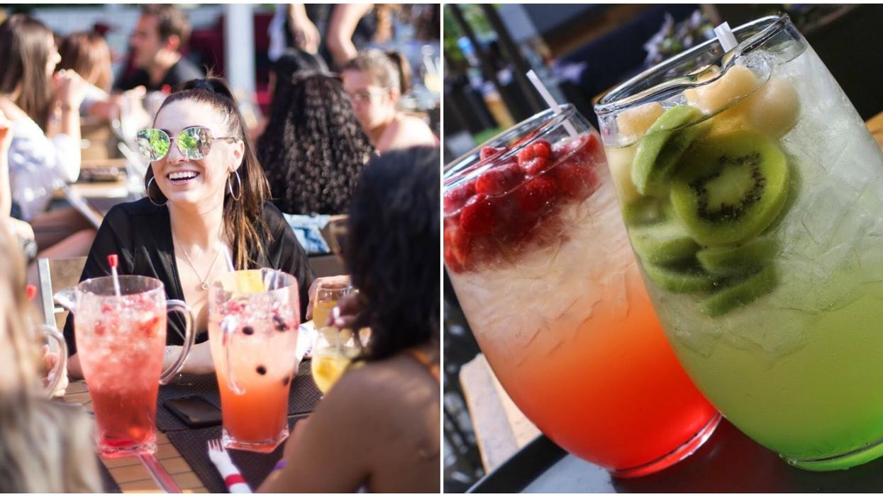 7 Spots In Montreal To Finally Split A Pitcher Of Sangria With Your Friends
