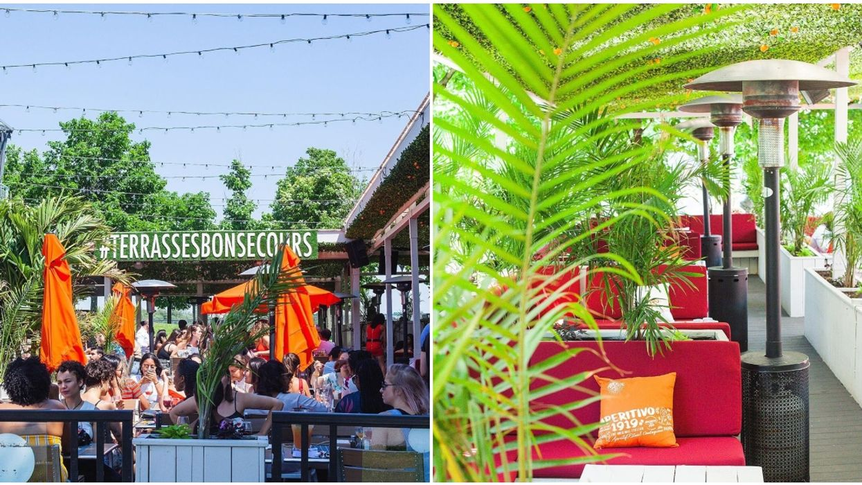 Terrasses Bonsecours' Reopening Date Is Around The Corner