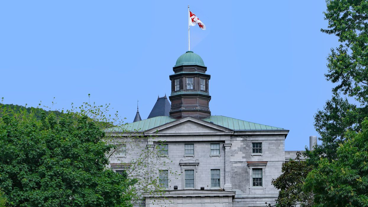 McGill Ranked #31 Best University In The World, Concordia Ranked #477