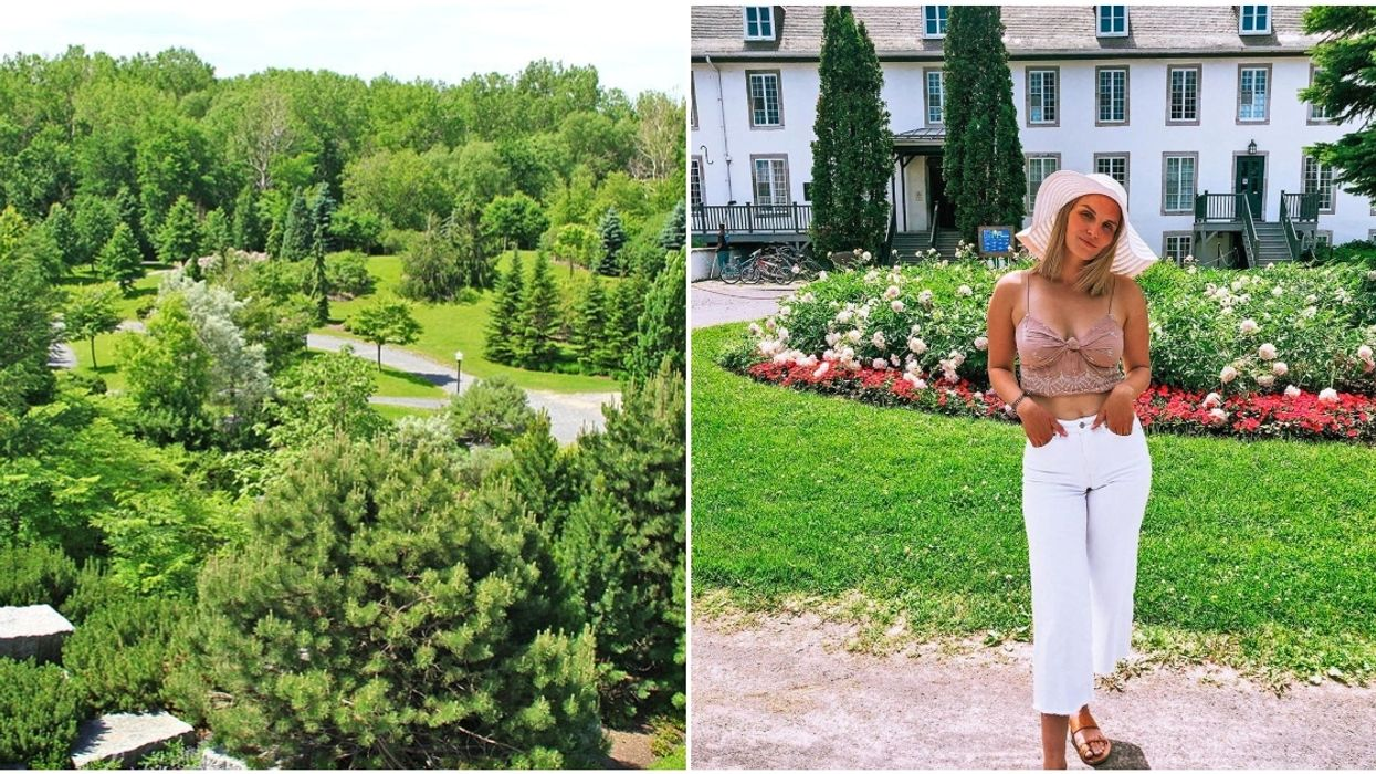 A Road Trip Down Quebec's New France Route Is The Perfect Way To End Your Summer