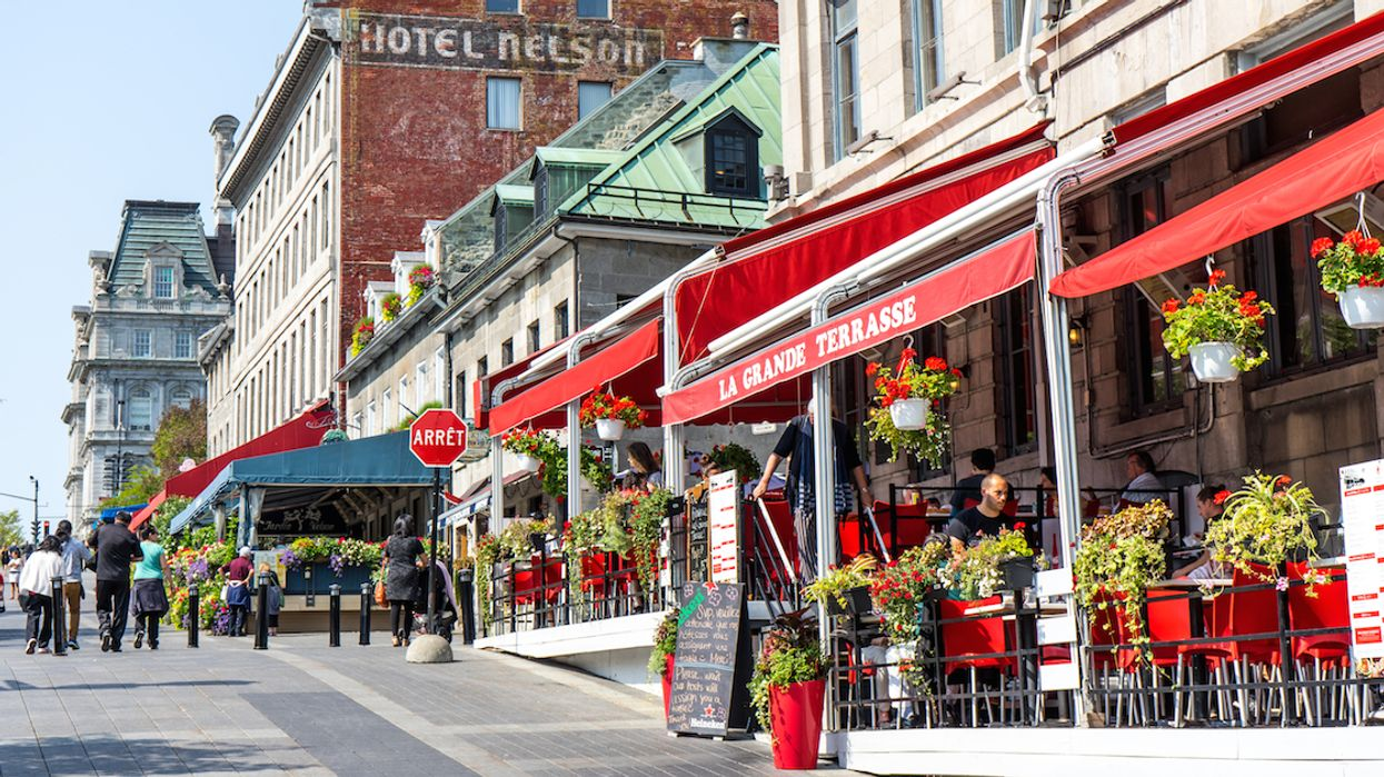 Montreal Restaurants Are Going To Have New Rules Once They Reopen