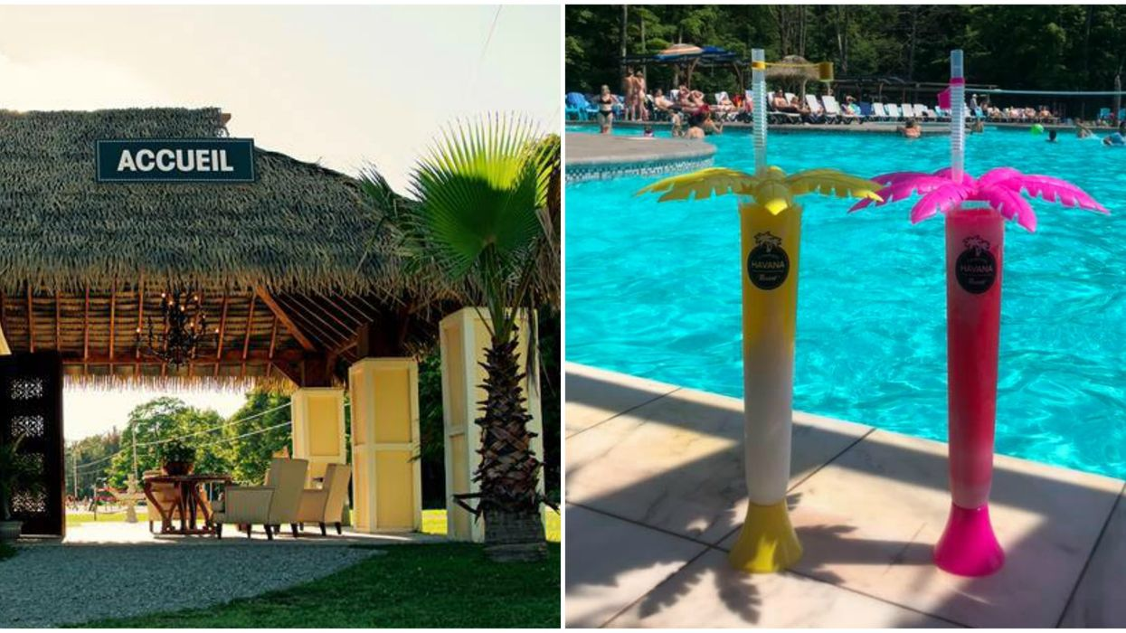 The Havana Resort In Quebec Will Make You Feel Like You're In Cuba (PHOTOS)